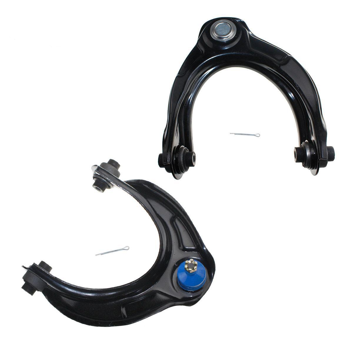 2x Front Upper Left Control Arm And Ball Joint Assembly