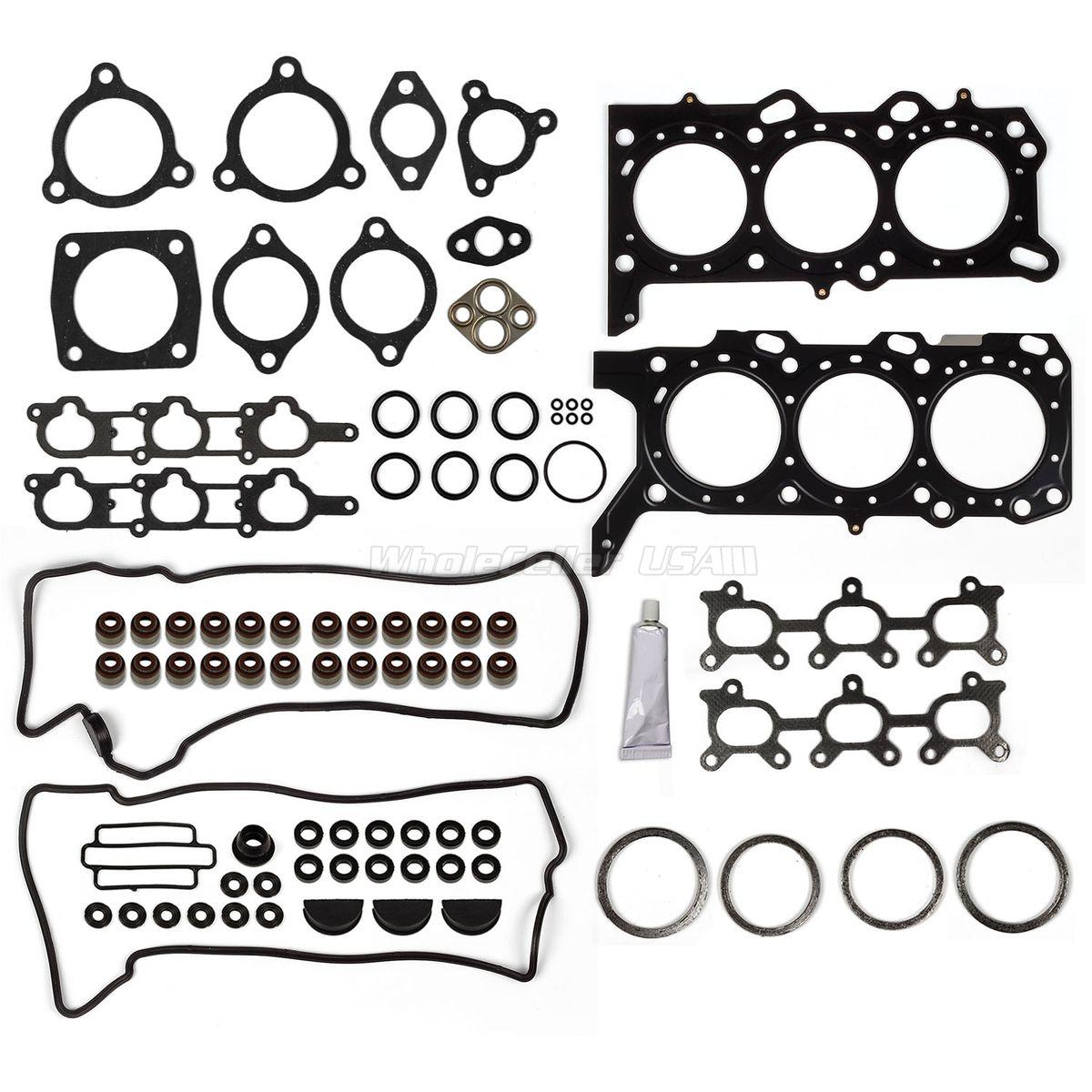 For 1999-2005 Suzuki-Chevrolet Head Gasket Set 2.5L V6 Eng Code H25A