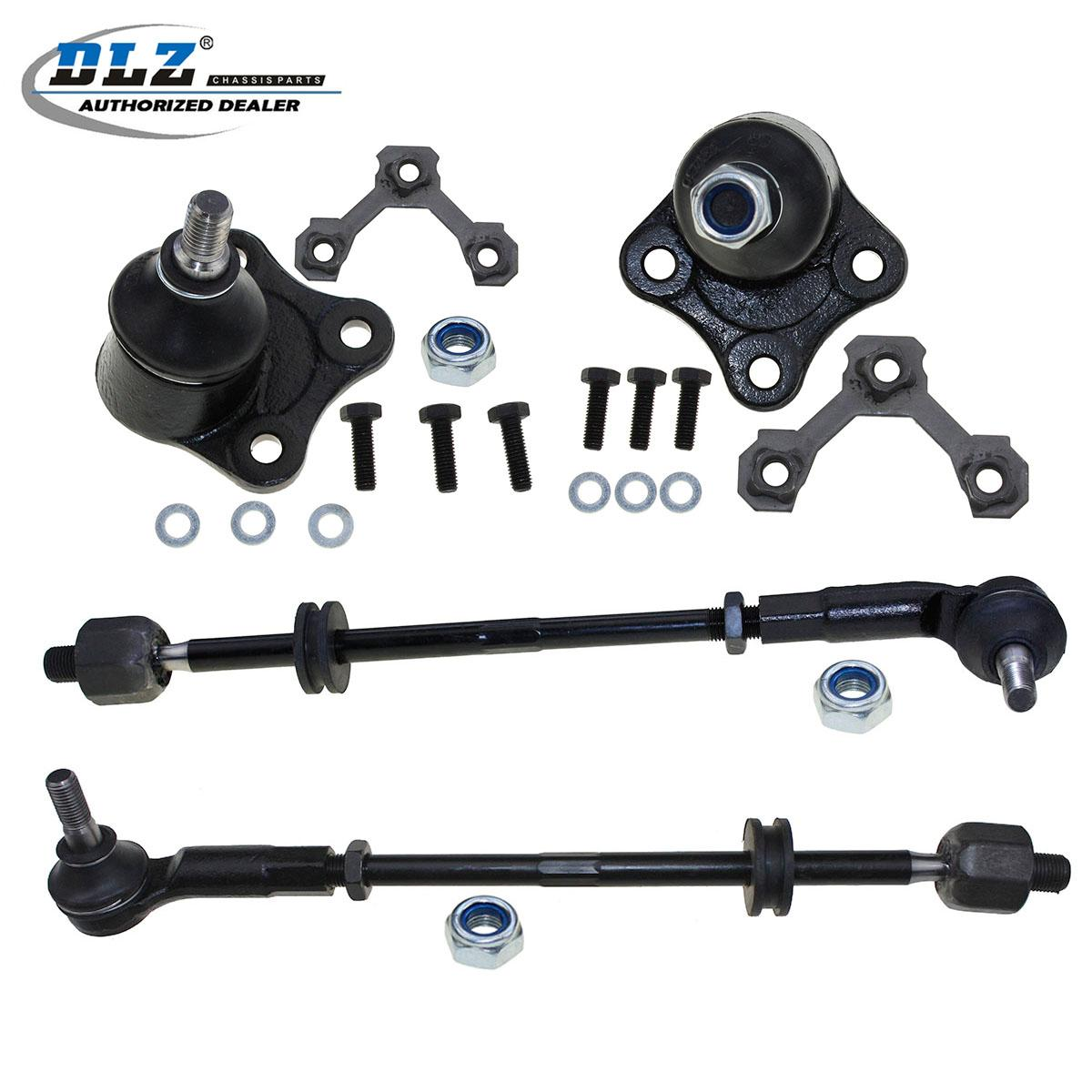 Volkswagon Bora Front Off Side Steering Ball Joint