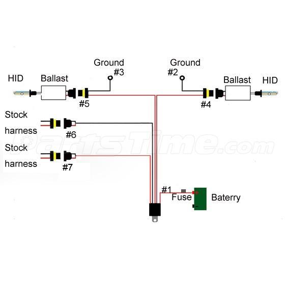 106911 7?p=d2hvbGVjZWxsZXJ1c2E=&s=t 9005 9145 hb3 headlight fog light hid xenon conversion relay wire hid wiring harness at soozxer.org