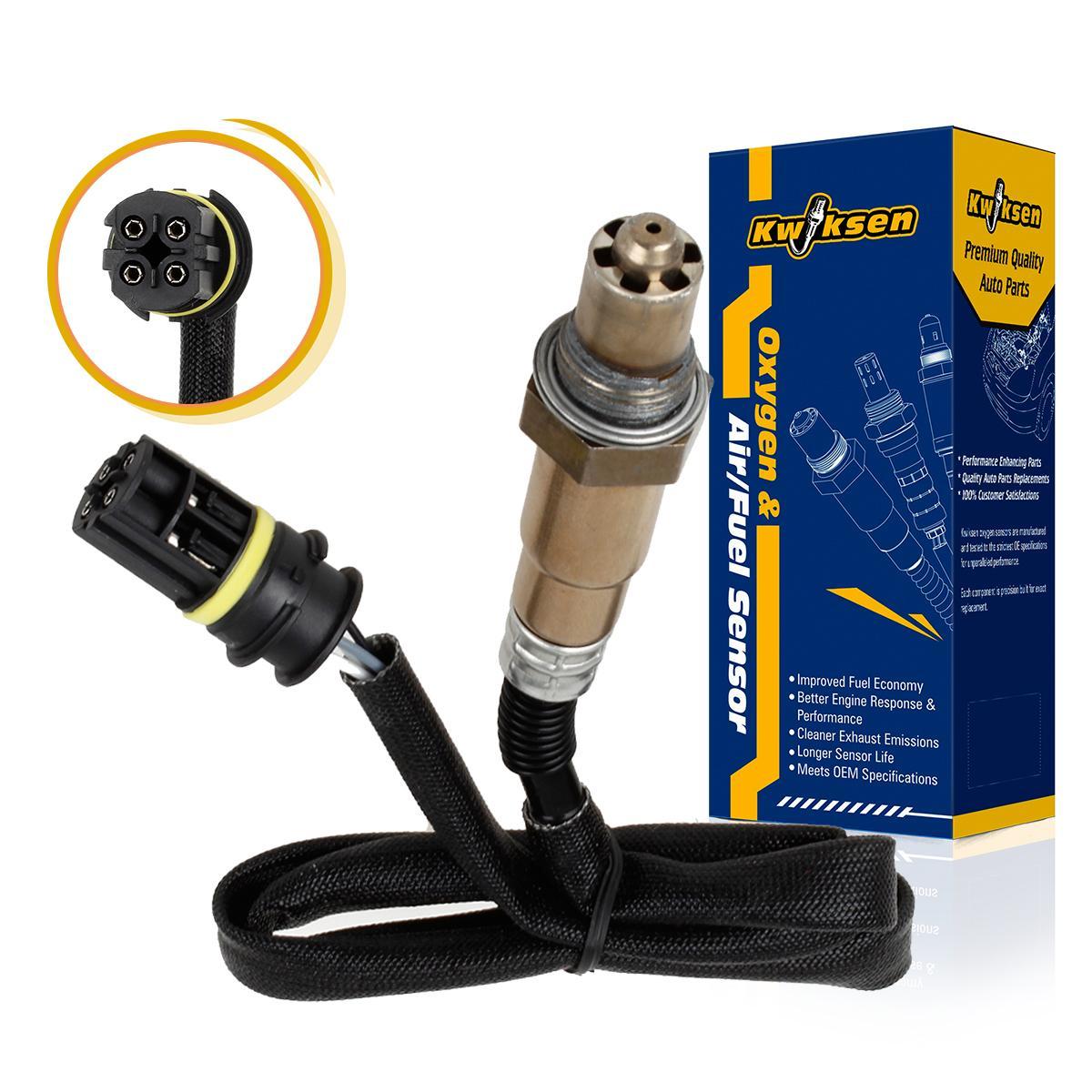 2007 Bmw Z4 M Transmission: Oxygen Sensor 234-4892 Downstream For 06-2007 BMW 530xi