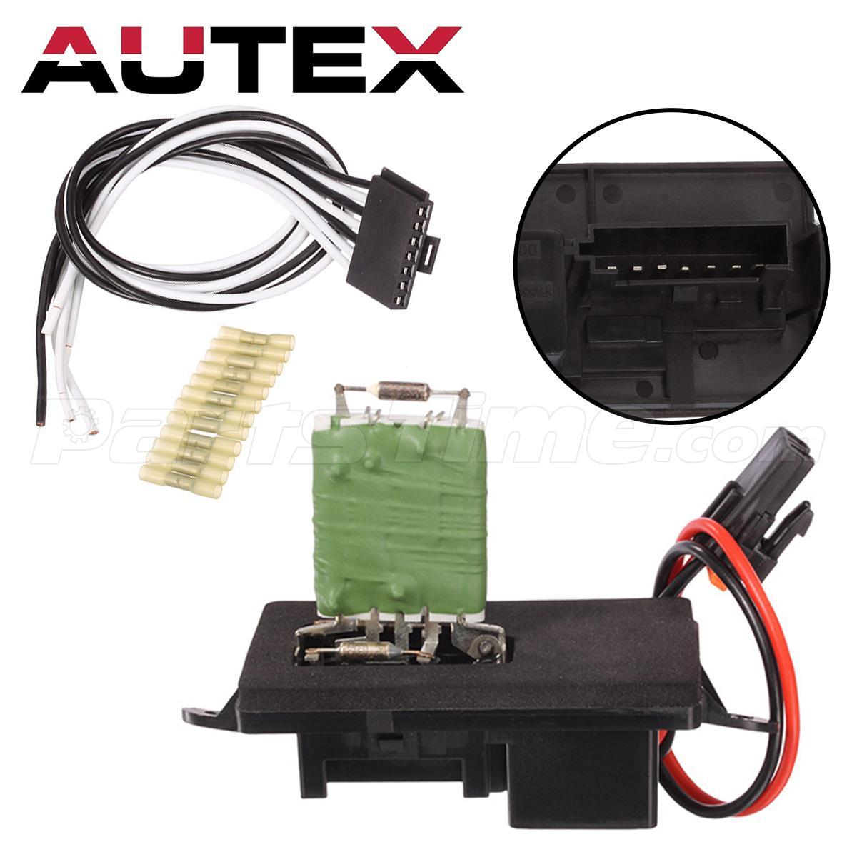 Ac Blower Motor Resistor Wiring Harness Electrical Diagrams C4500 Diagram 2004 Dodge Dakota 54 2006 Gmc