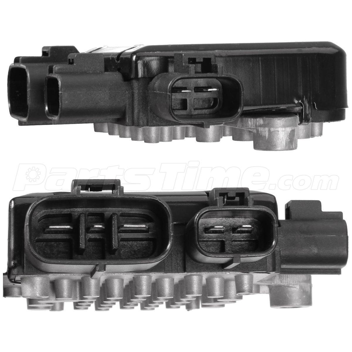 2003 Mazda Mpv Fan Control Module Wiring Diagram Free Download Engine Bay Cooling Controller Mitsubishi Outlander Radiator Bumper At