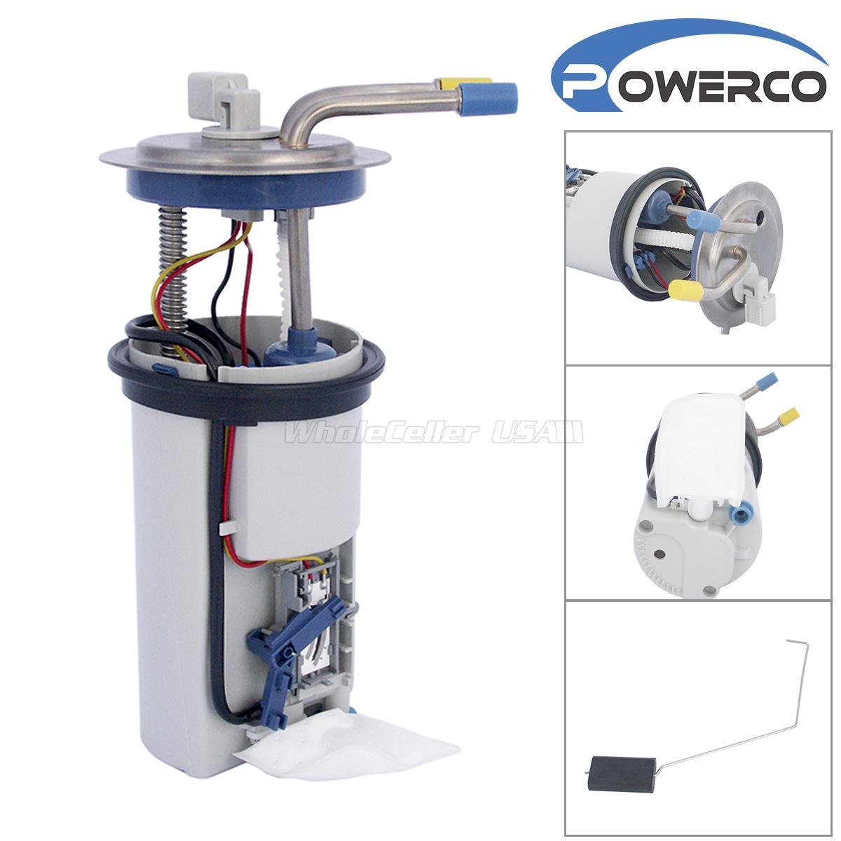 fuel pump module em wsending unit     chevrolet suburban   ebay