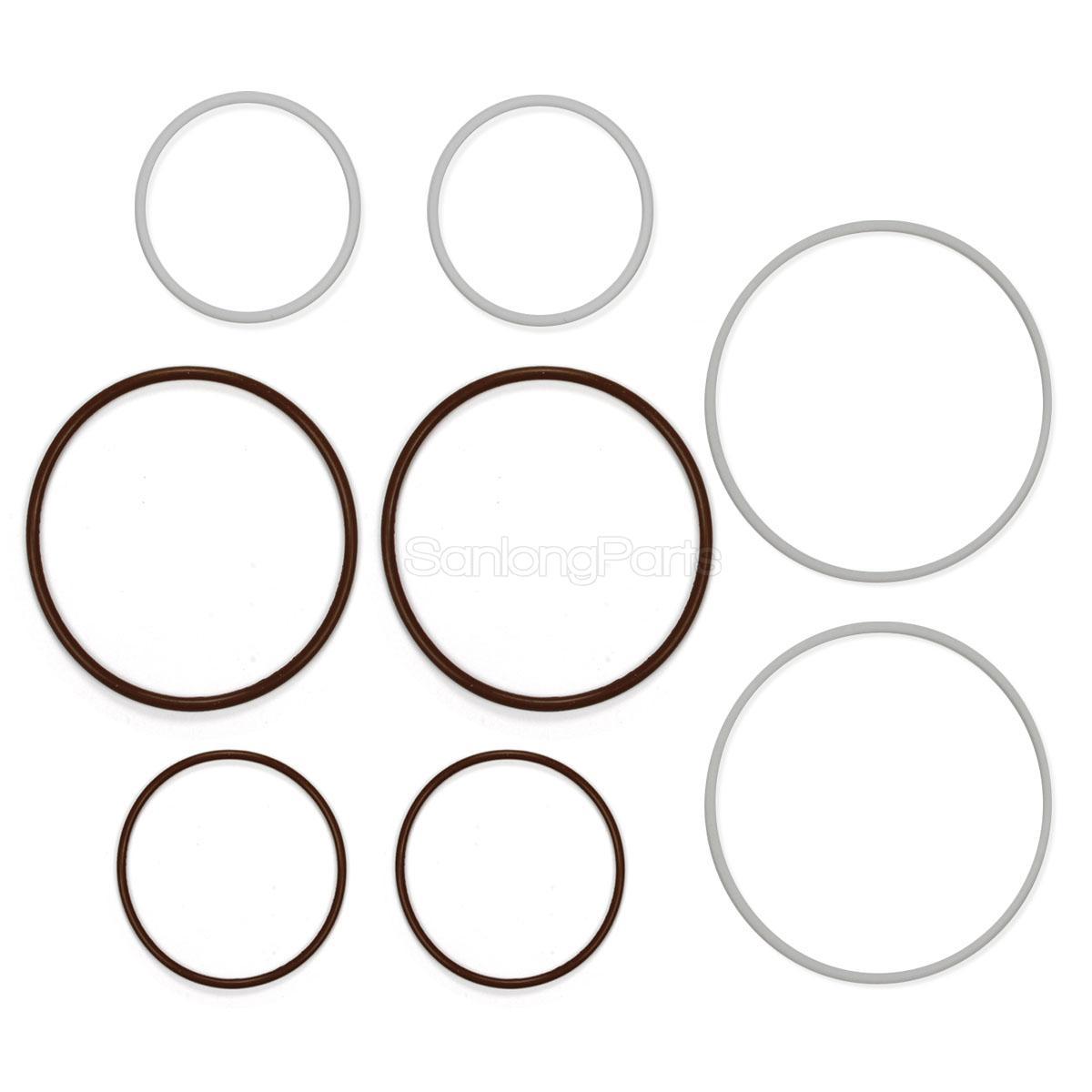 Dual Vanos Seals O Ring Repair Kit Fits E36 E39 E46 E53