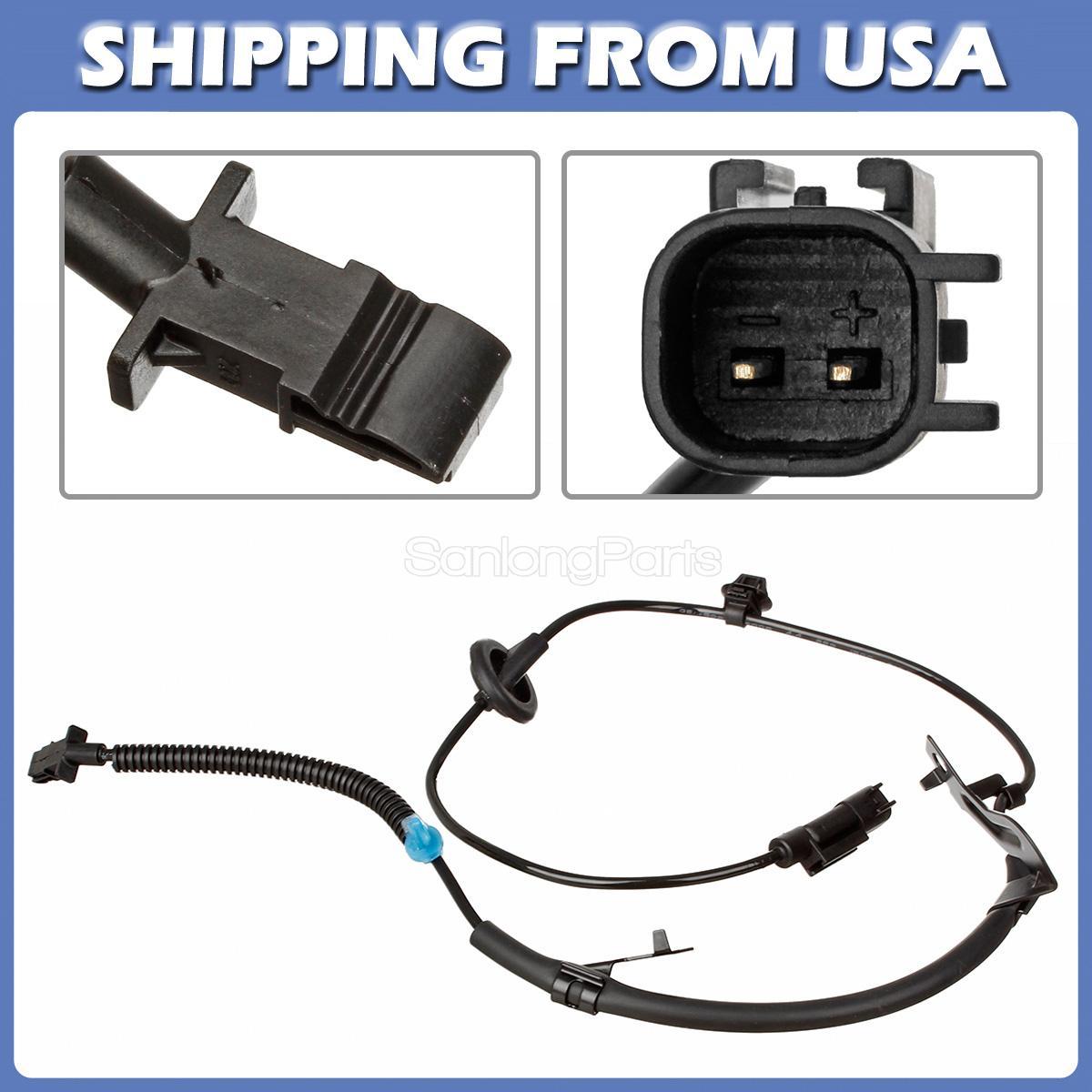 Car & Truck Parts ALS40 ABS Wheel Speed Sensor Right Rear For ...