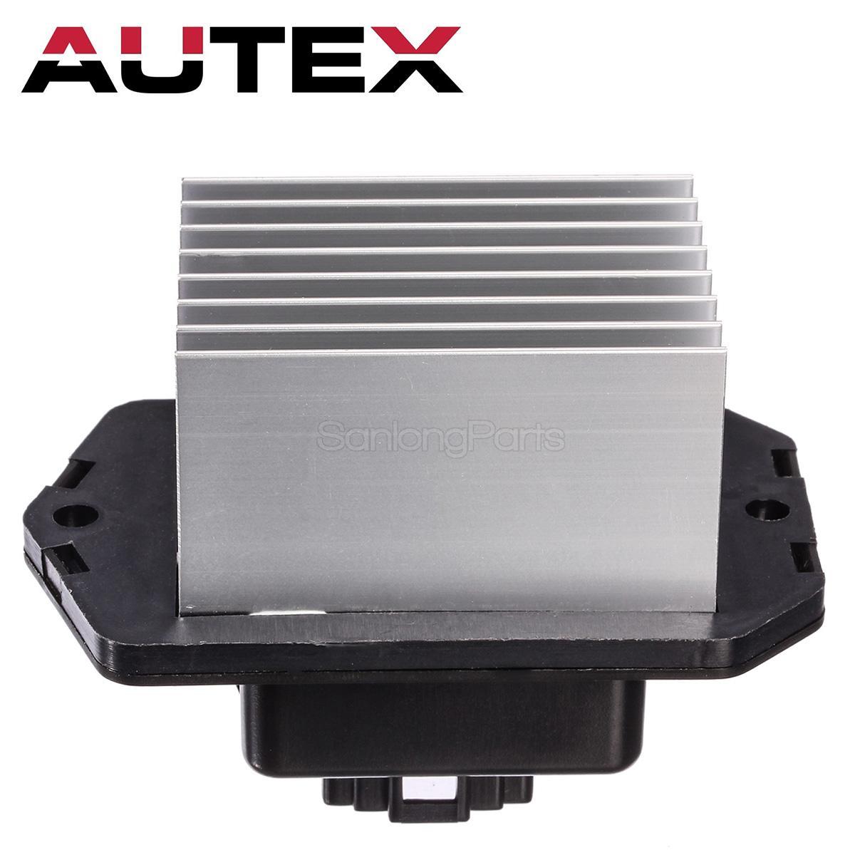 Blower Motor Resistor for Honda Odyssey 2005-06 ELEMENT 2003-2011 79330-SDG-W41