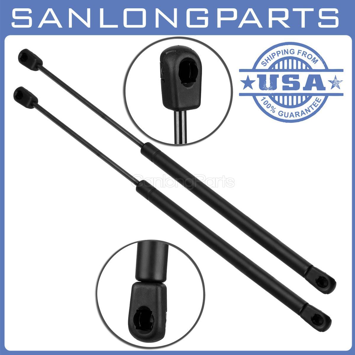 Maxpow 2Pcs Front Hood Lift Support Shock Strut Prop Arm Rod Damper 4366