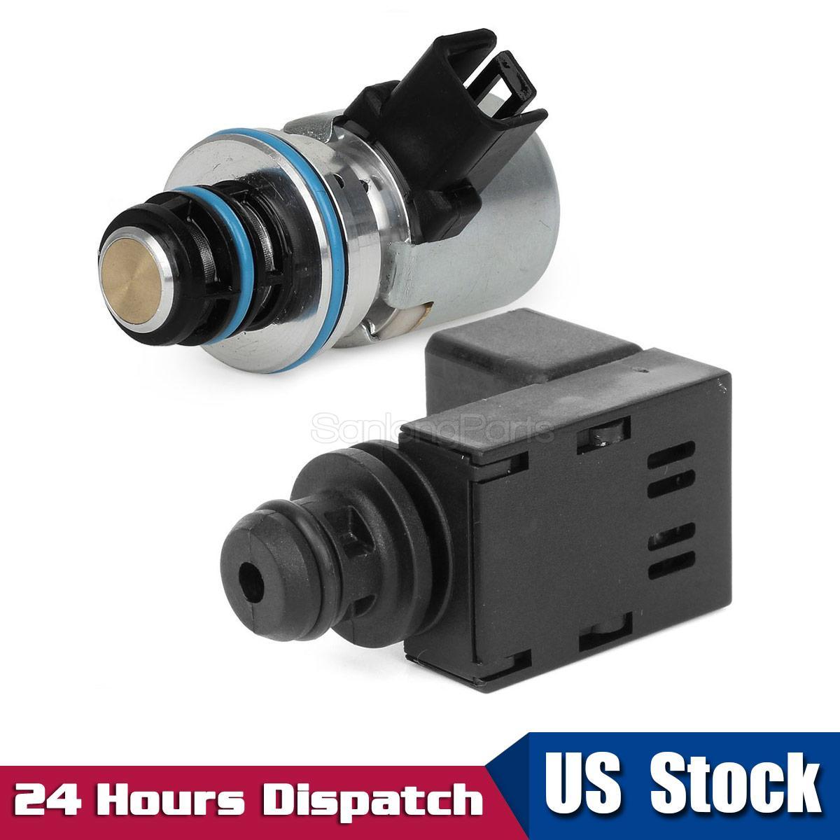 42re 46re Governor Pressure Epc Solenoid  U0026 Sensor Set 2000