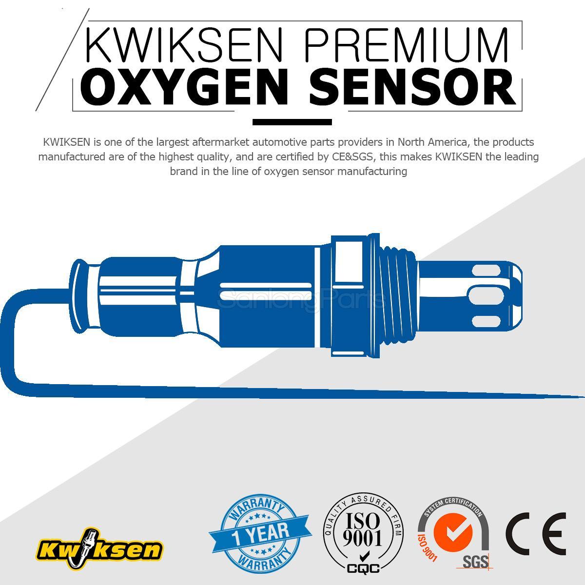 2007 Acura Rl Head Gasket: 234-4351 Oxygen O2 Sensor Downstream For Acura MDX RDX TL