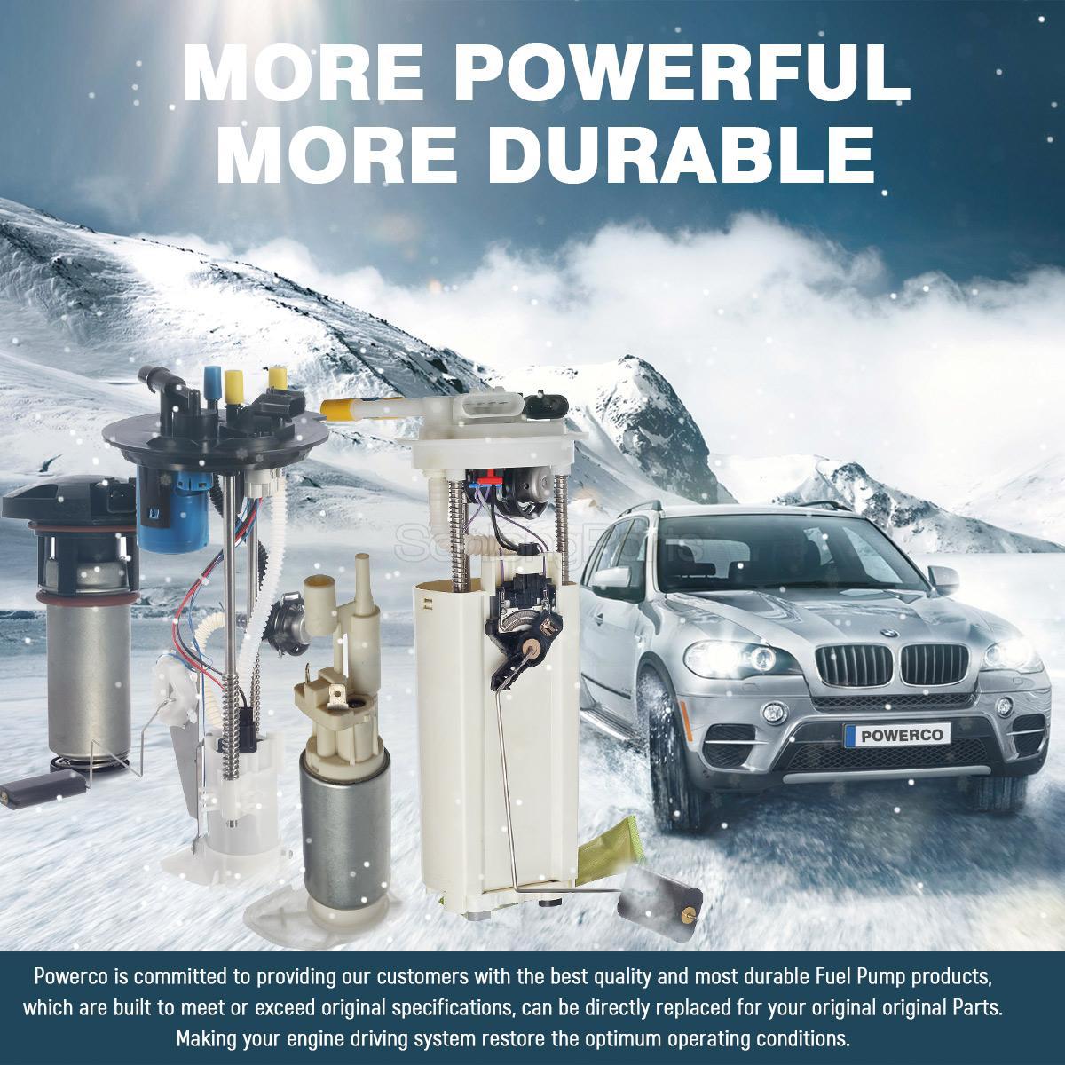 For 04 05 Mercury Monterey V6-4.2L Electric Fuel Pump Module W//Strainer Set