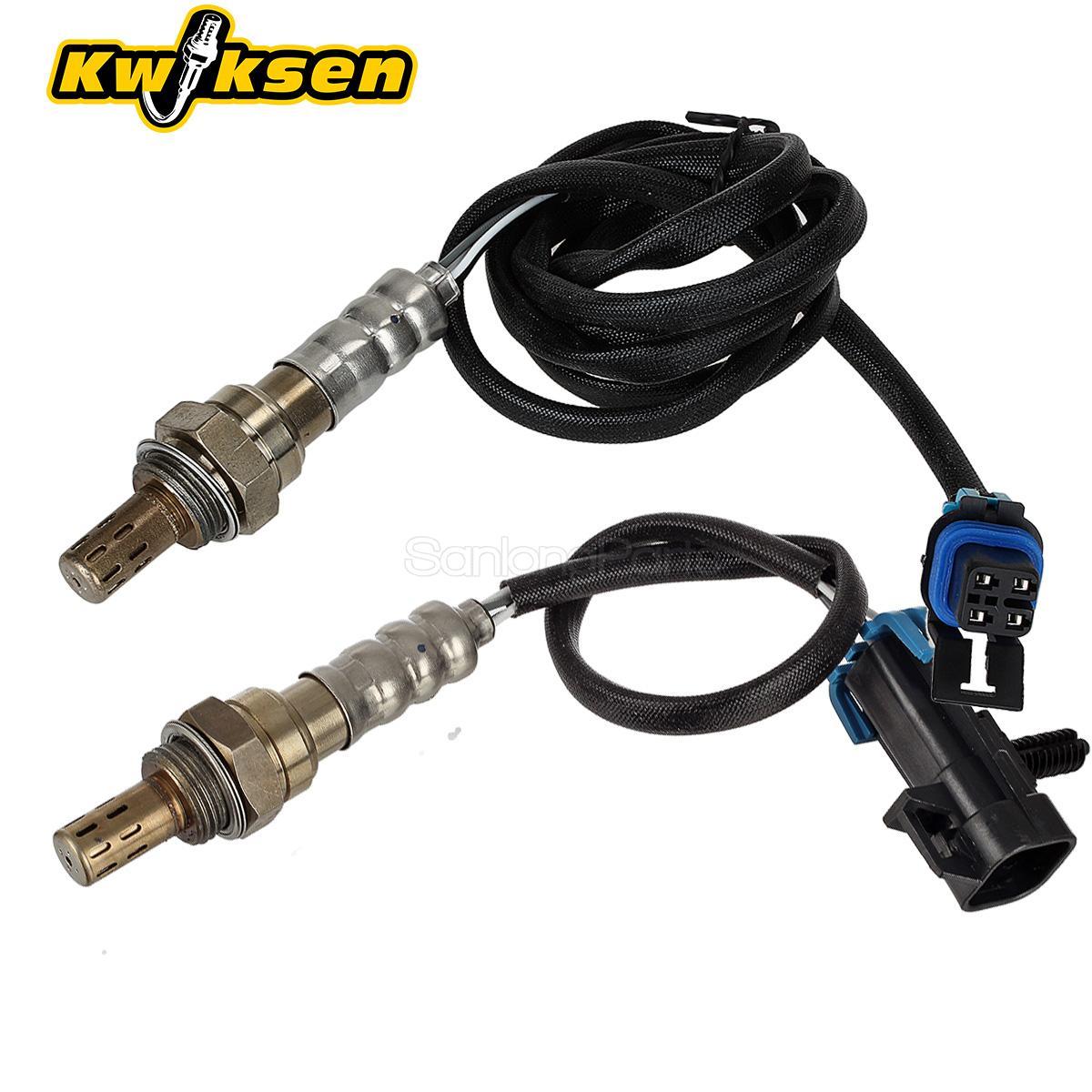 Oxygen O2 Sensor Upstream  U0026 Downstream For Chevrolet