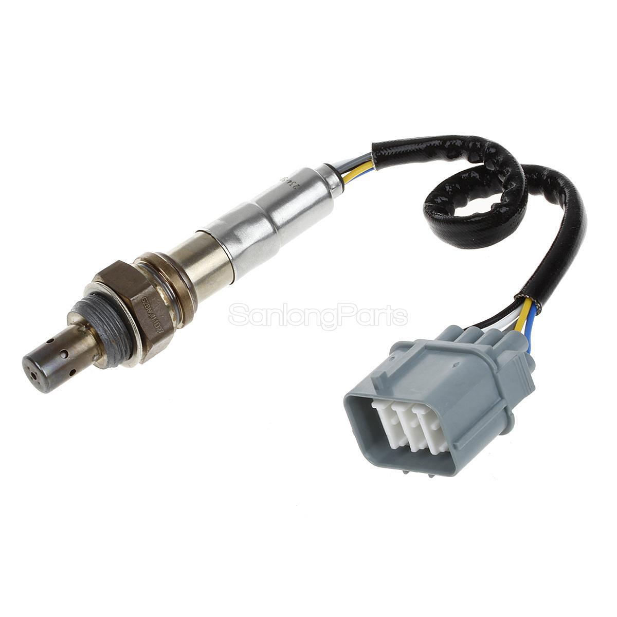 2pcs AFR Upstream Front+Rear Oxygen O2 Sensor Fit Honda
