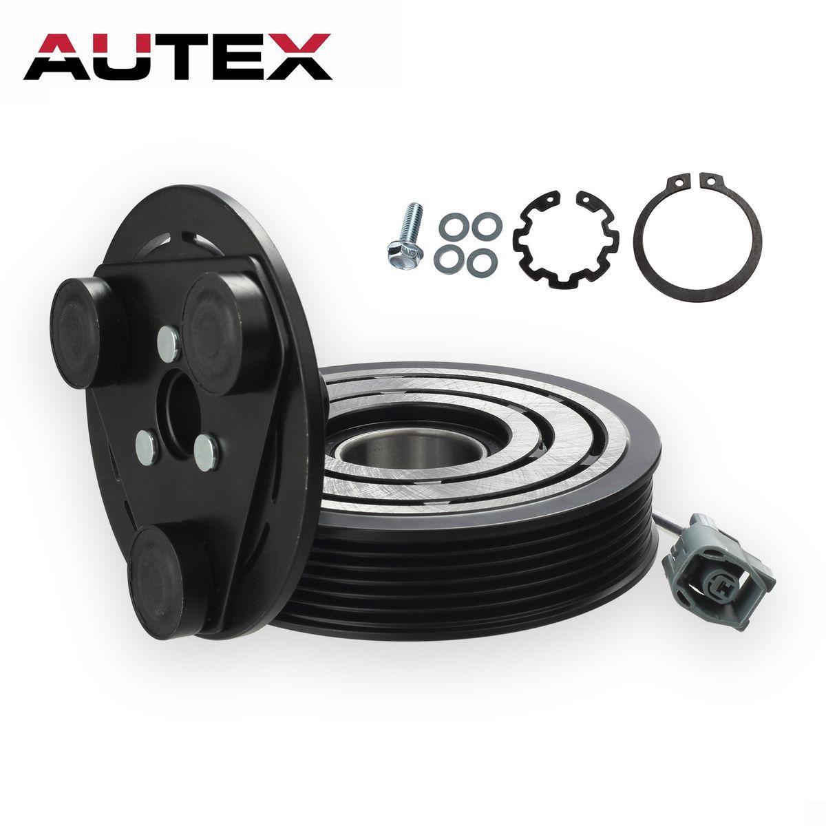 A/C AC Compressor Clutch Kits For 2007-2008 Mazda 3 & 6