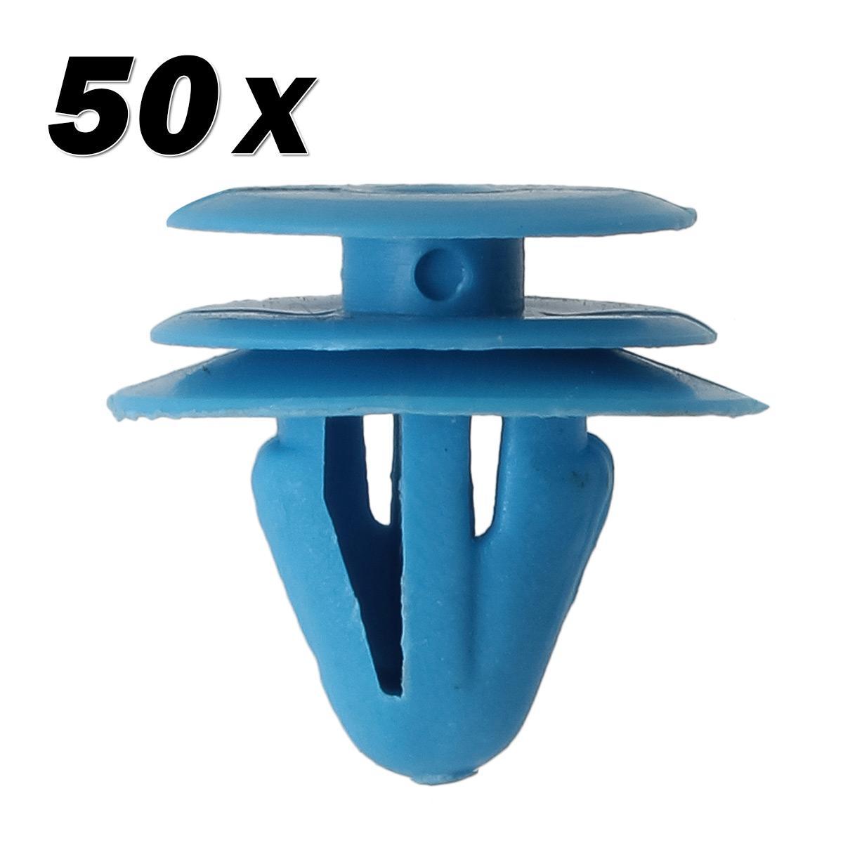 20pcs Nylon Door Trim Panel Moulding Tail Gate Clip for Kia Optima Forte Amanti