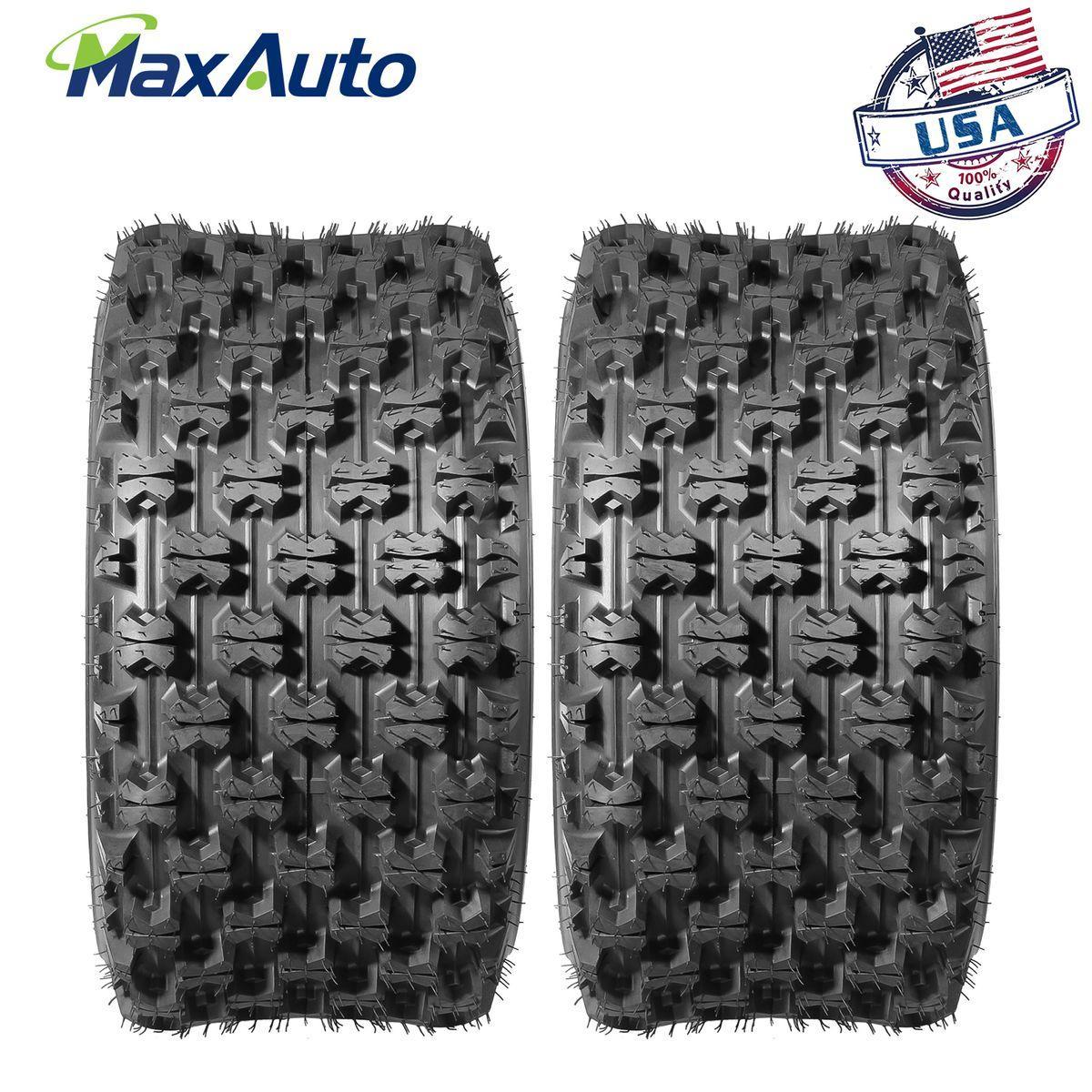 Honda TRX 400EX 400X Sportrax 400EX Set 2 Rear 20x10-9 20x10x9 Sport ATV Tires