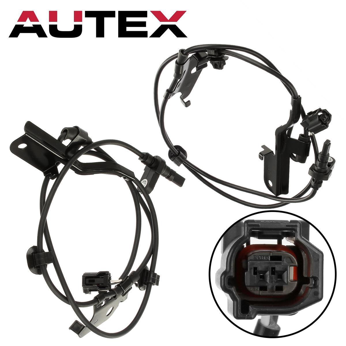 ALS2319 ABS Wheel Speed Sensor 89542-42050 Front Right For 2006-2015 Toyota RAV4