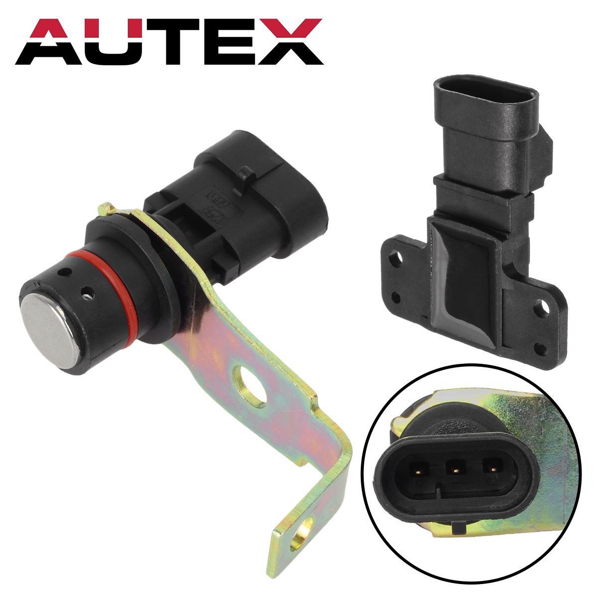 5s1695 Crankshaft 4p1229 Camshaft Sensor For 96