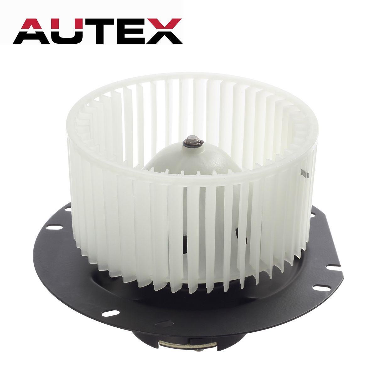 A//C AC Heater Blower Motor w// Fan Cage /& Resistor Kit for Ford Econoline Van