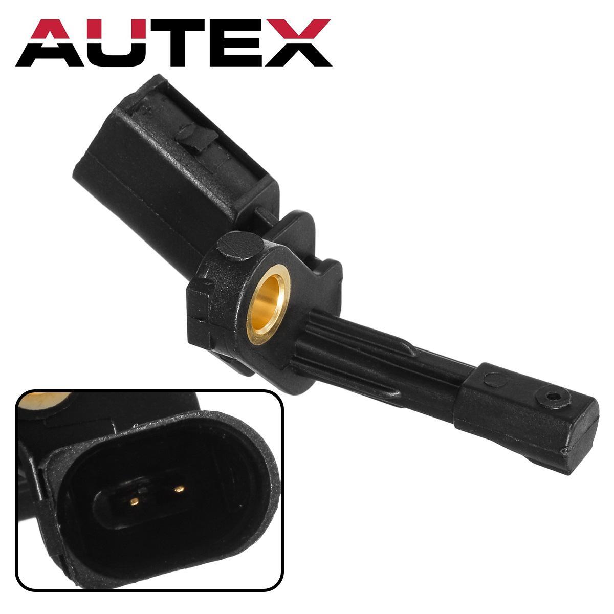 Rear Right Passenger Side WHT003858 New ABS Wheel Speed Sensor OEM# 1K0927808