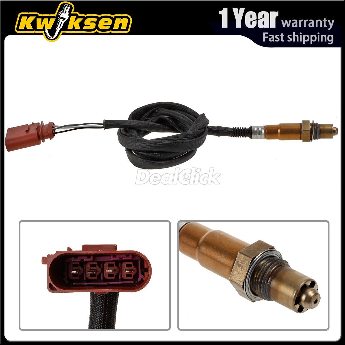 1x Upstream For 98-01 Volkswagen Beetle L4-2.0L Engine AEG Oxygen O2 Sensor New