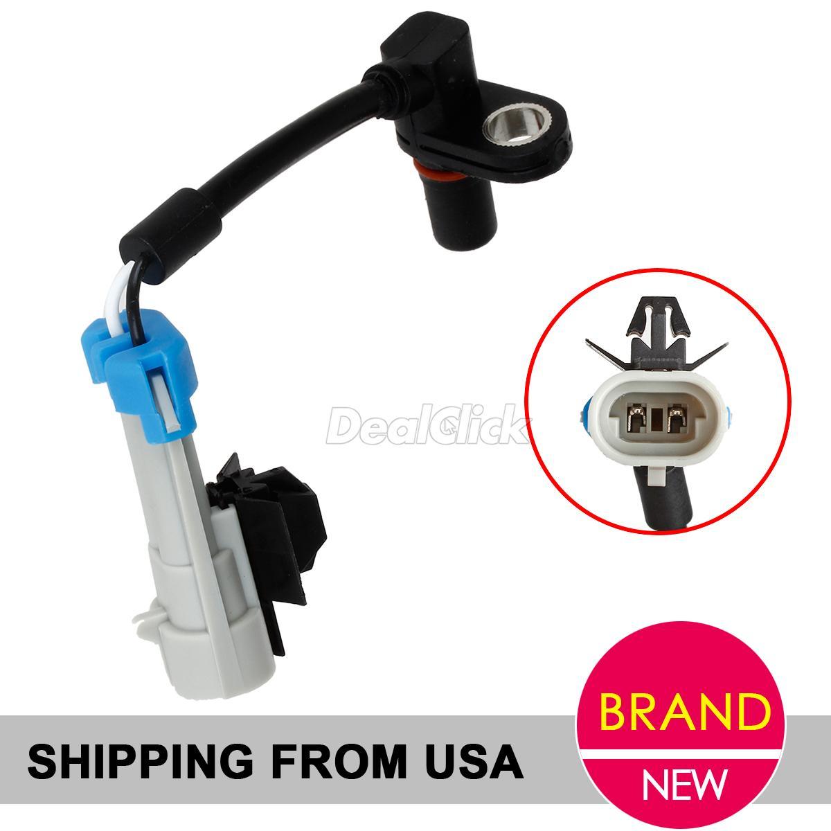 ABS Wheel Speed Sensor Front-Left//Right Standard ALS1748