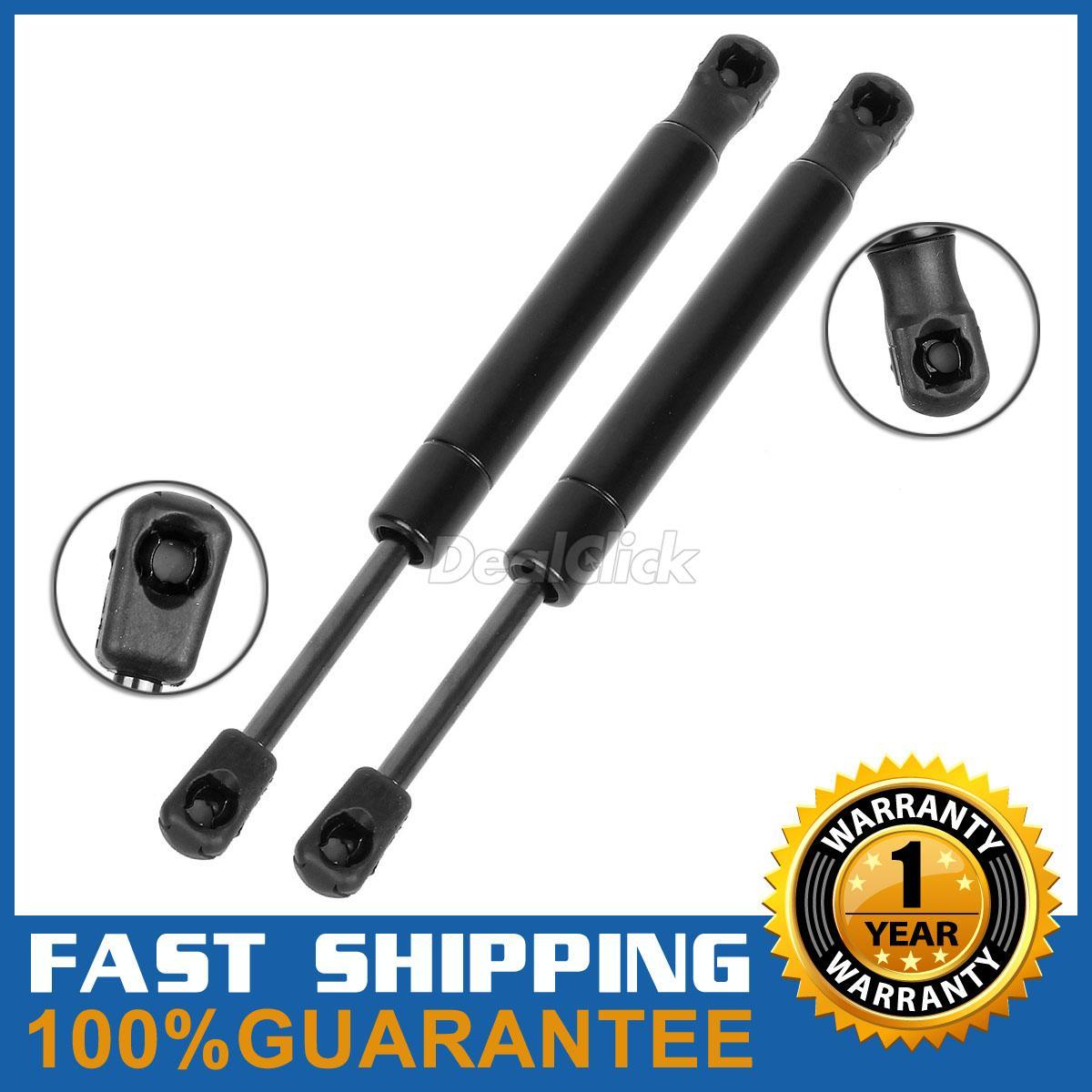 For 99-05 Porsche 911 Front Trunk Lift Support Shock Strut Rod Replacement Set