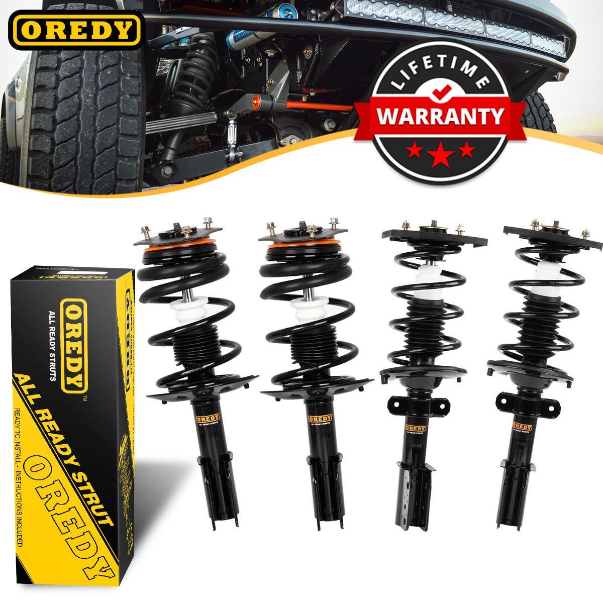 Set 2 Rear Shocks Struts /& Coil Springs For 97-04 REGAL 97-03 GRAND PRIX