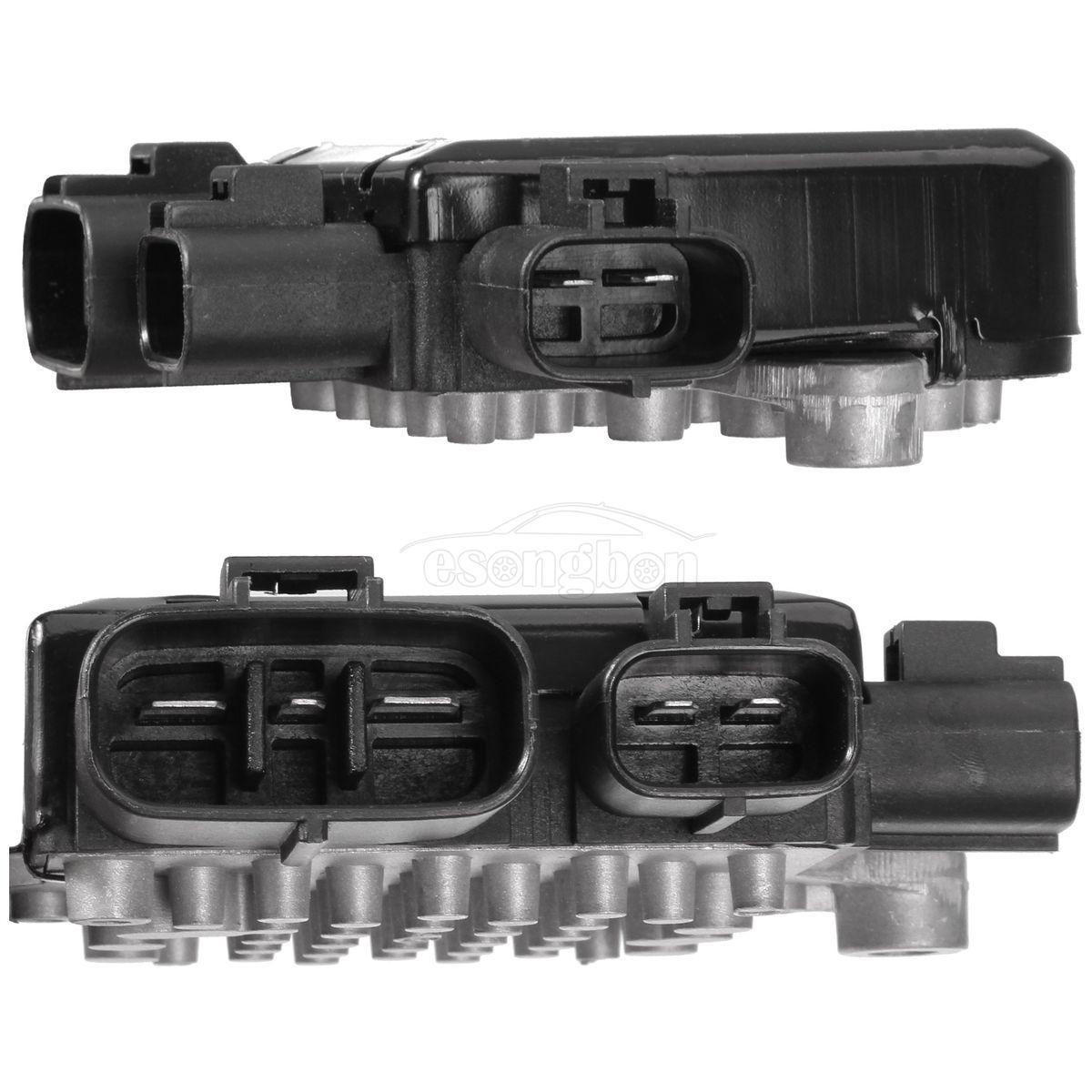 Cooling Fan Control Unit Module Fits 03-07 Mazda 6 2002-05 Mazda MPV AJY2-15-SC0
