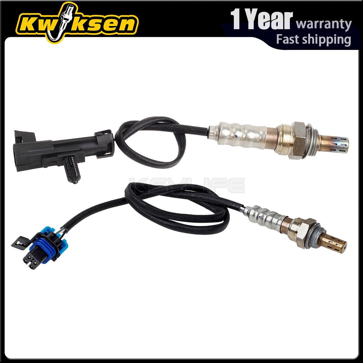 2pcs upstream+Downstream Oxygen Sensor for 00-02 Saturn SL SL1 SL2 SC1 SC2 1.9L