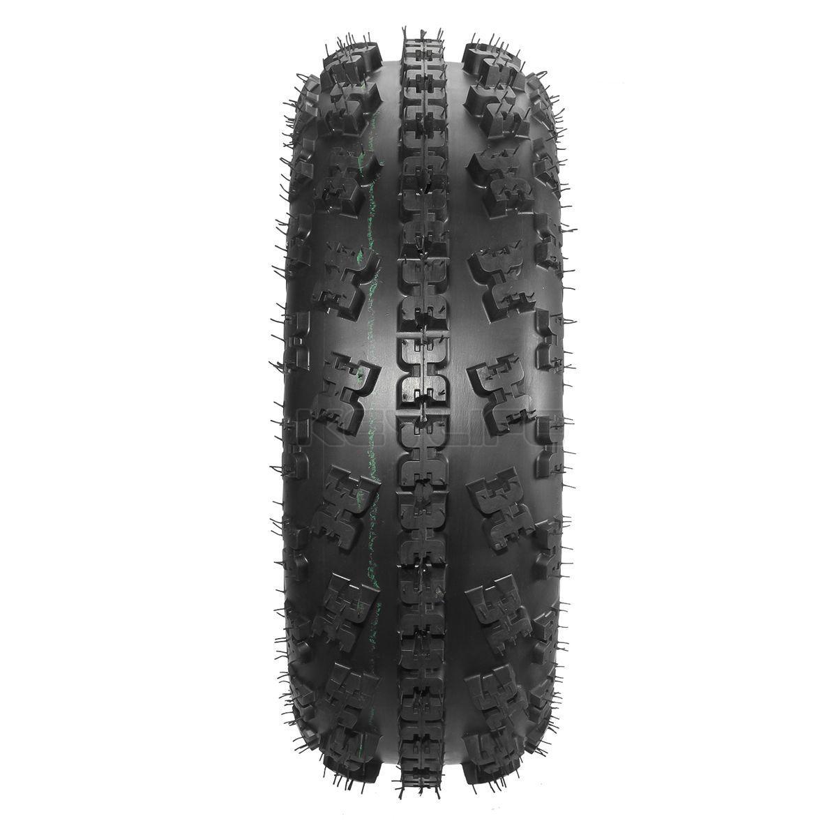 21x7-10 21x7x10 Yamaha Blaster 200 Banshee 350 ATV Front Tire Set 6PR 2