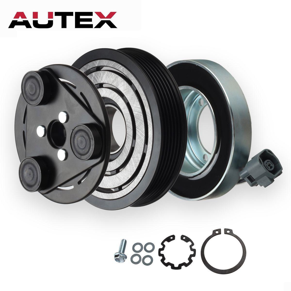 Ac Compressor Clutch Kit For Mazda 3 Turbo 07