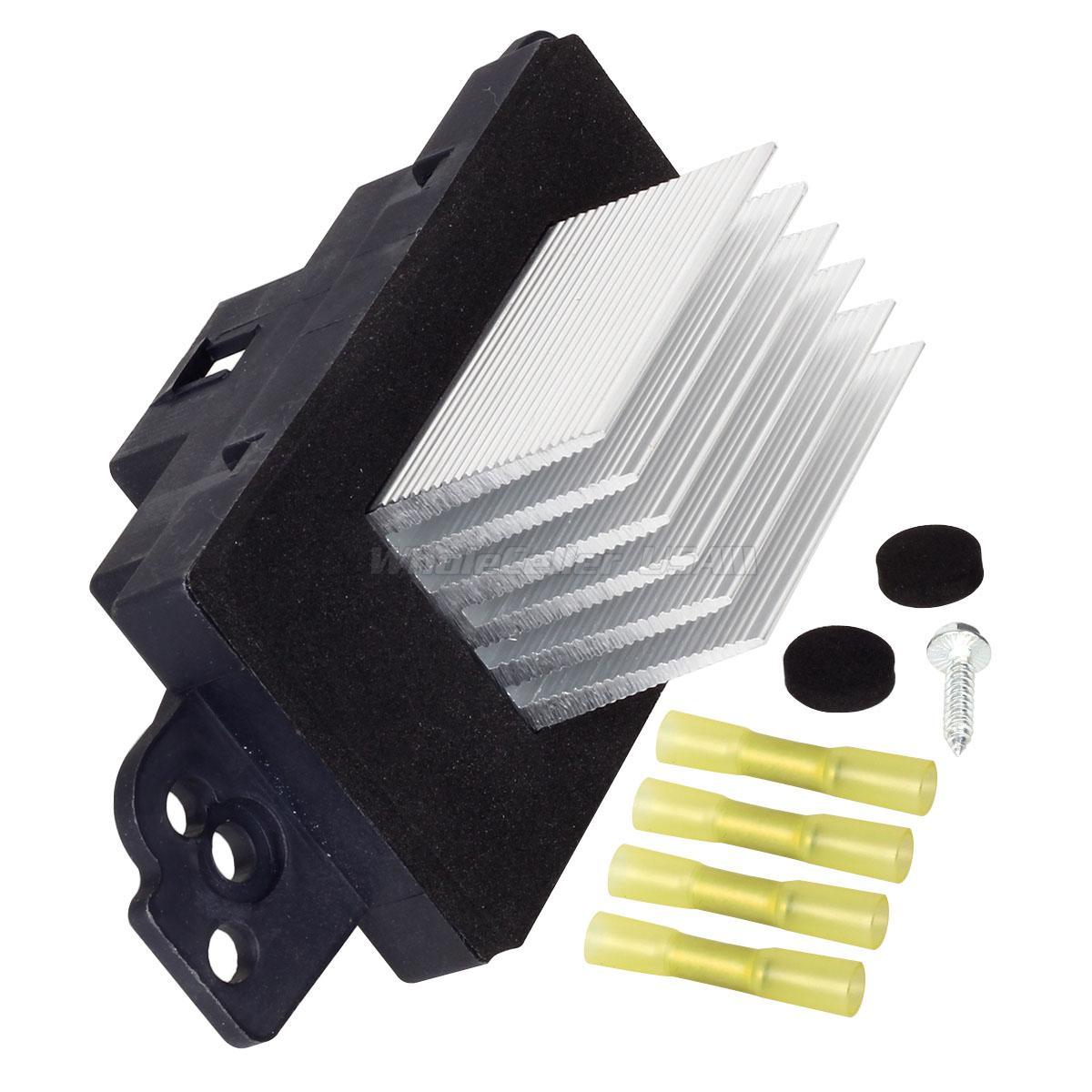 Blower Motor Resistor For Chevrolet 04