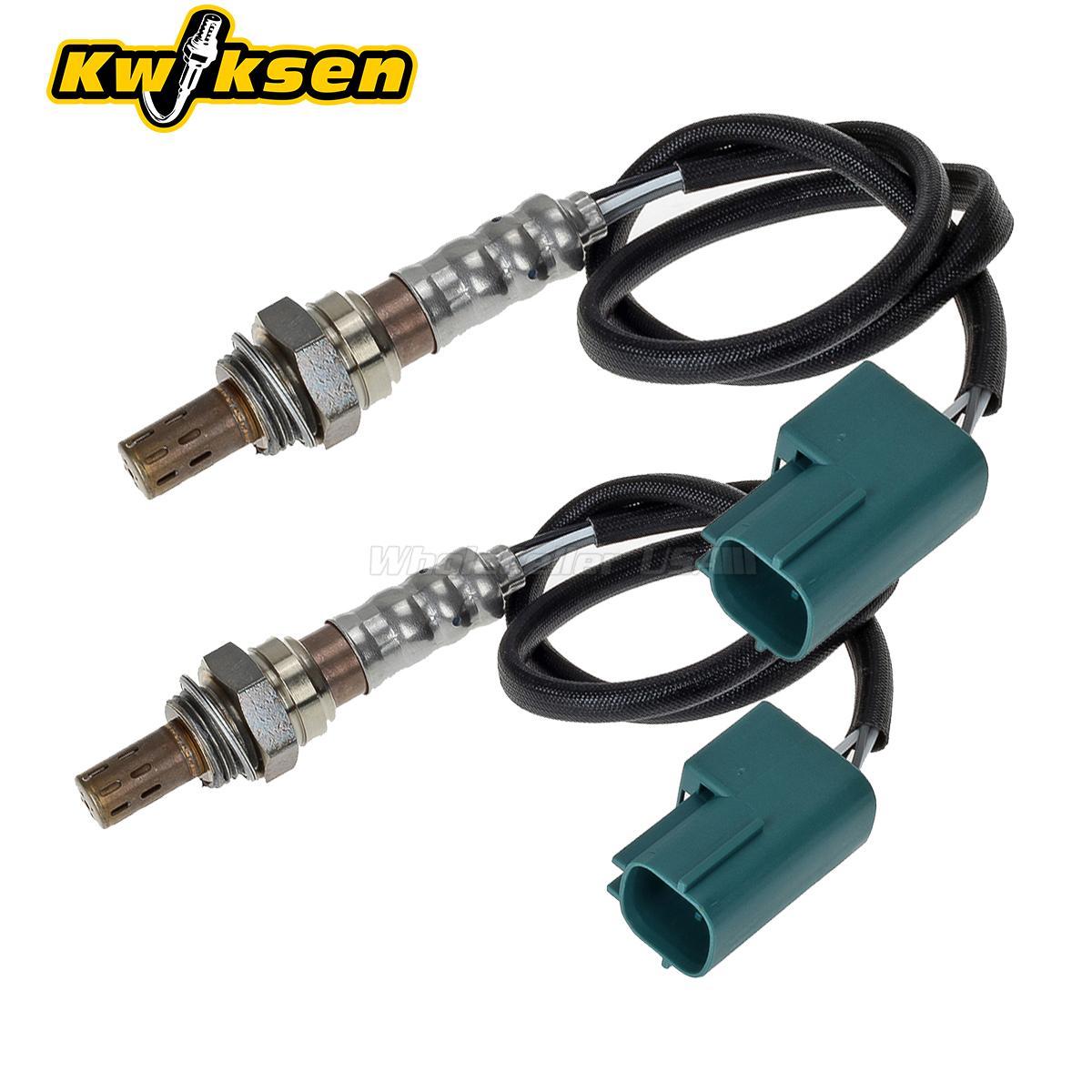 2x Downstream Oxygen O2 Sensor 234 4301 Rear For Nissan