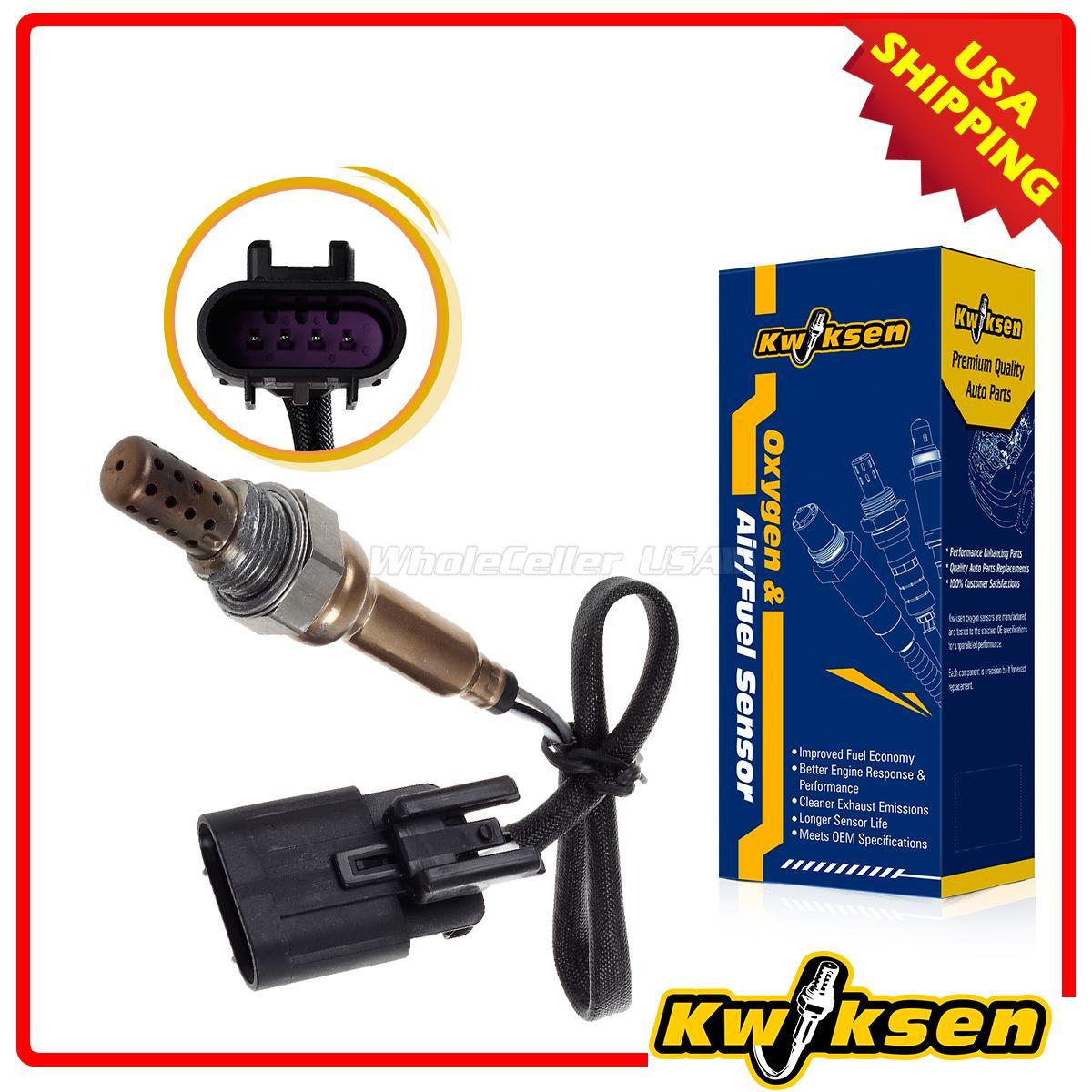 2X Downstream Left /& Right Oxygen Sensor for 06-10 Hyundai Sonata 3.3L V6 New