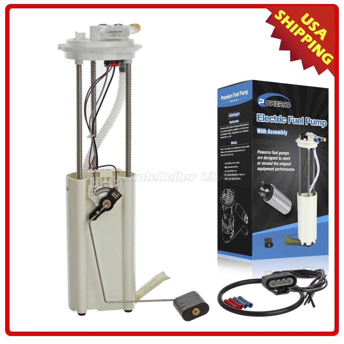 Fuel Pump For 98-99 Chevrolet Tahoe Gas Engine w// Sending Unit//Sensor