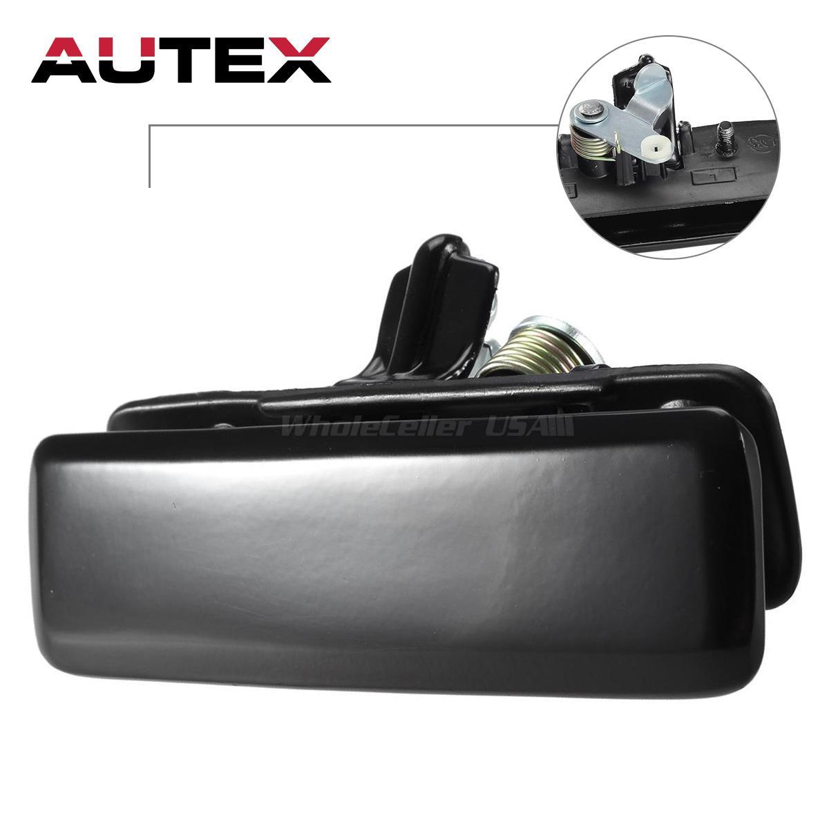 15719665 GM1310108 AUTEX Exterior Door Handle Front Left Driver Side Compatible with Chevrolet Astro,GMC Safari Van 1992-2005 77193