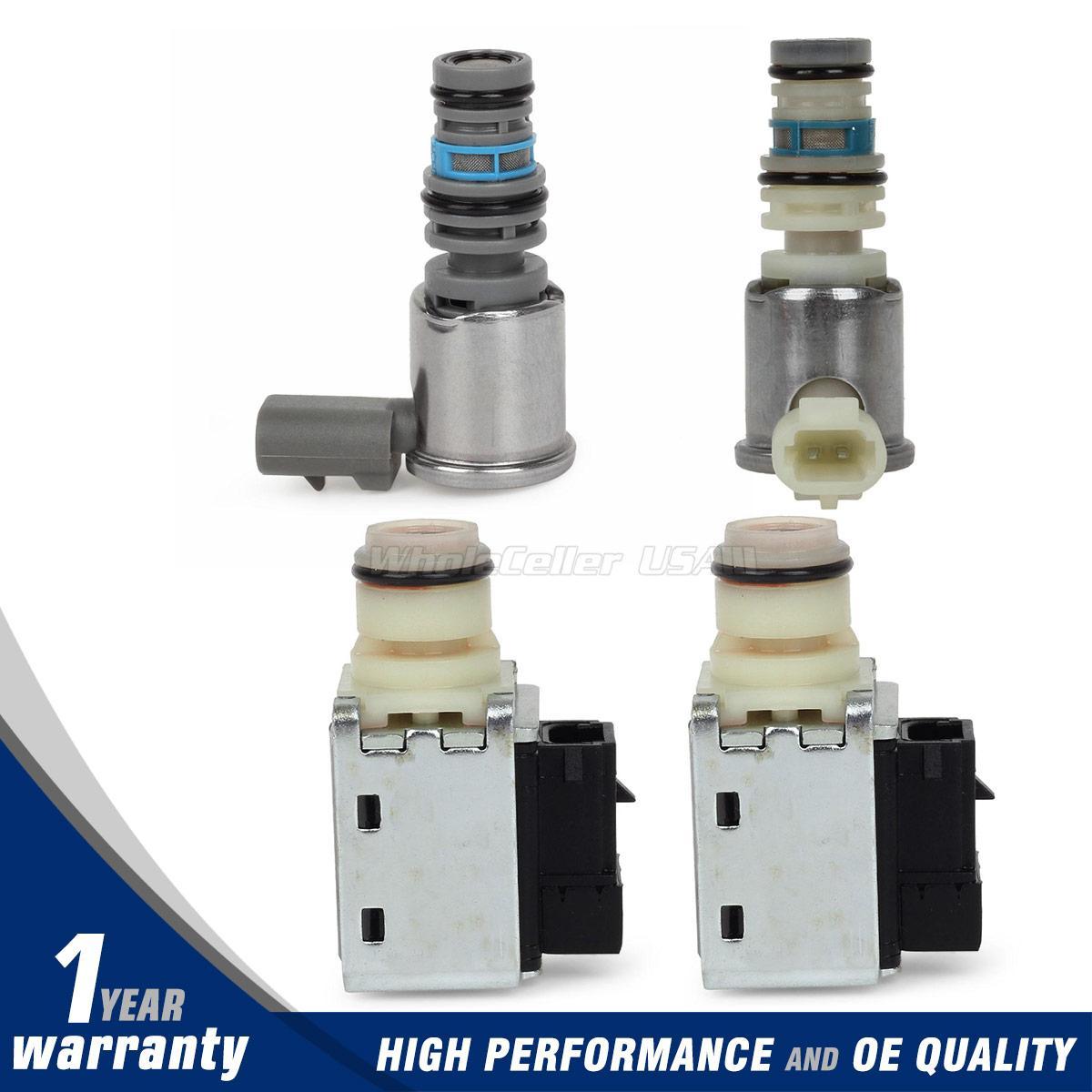 4L60E Transmission Shift Solenoid Service Kit TCC & PWM