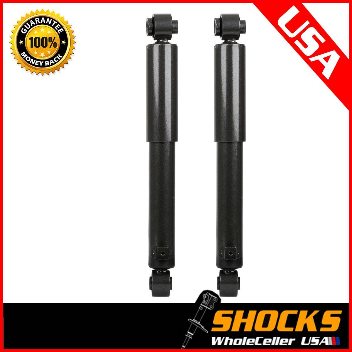 For 2007 2008 2009 2010 2011 2012 Hyundai Veracruz Rear Pair Shocks /& Struts