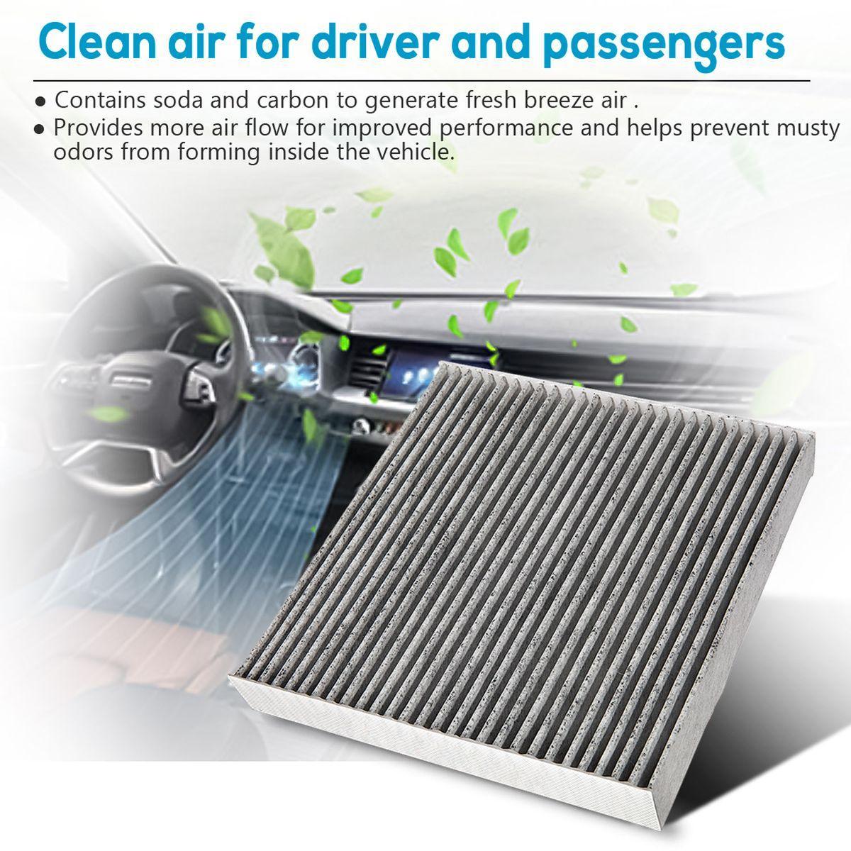 For Honda CR-V 2017-2019 L4 1.5L 2.4L Cabin Air Filter